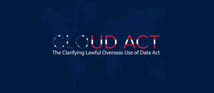 Le Cloud Act, un permis d'espionner anti-rgpd